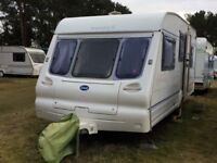 BAILEY RANGER 500/5 berth Caravan for sale