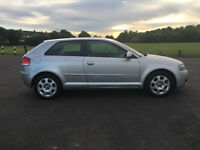 AUDI A3 1.6 SPECIAL EDITION 2004 IN VGC FSH