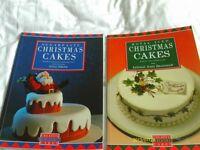 19 ASSORTED CAKE DECORATING BOOKS