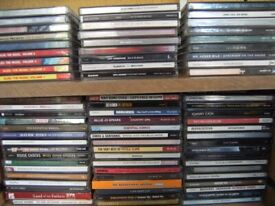 Music CD albums. From Tom Jones to Amy Winehouse.