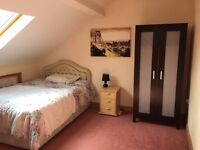 Furnished Double Room To Let, Bills Included, No Fees, City Centre