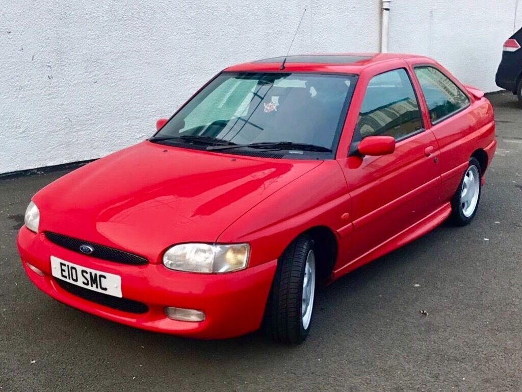 ford escort rs 2000 in east end glasgow gumtree. Black Bedroom Furniture Sets. Home Design Ideas