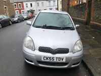 Toyota Yaris 1.3 VVT-i Colour Collection 5dr 12 months mot