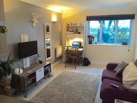 First floor 1 bedroom apartment, allocated parking, communal garden, storage, Parsonage Road