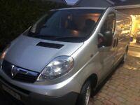 Vauxhall, VIVARO, Panel Van, 2010, Manual, 1995 (cc)