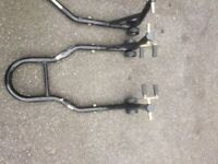 MOTORCYCLE STANDS X 2
