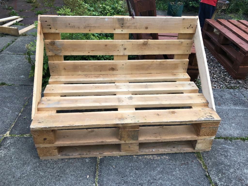 Pallet Bench for sale | in Glenrothes, Fife | Gumtree