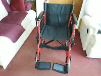 Brand new wheelchair, never been used