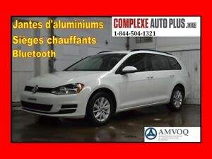 2015 Volkswagen Golf Sportwagon Familiale Trendline *Mags, Wagon