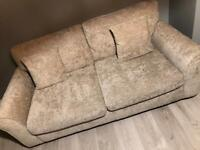 3 seater sofa from Argos