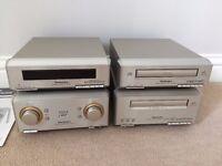 Technics SC-HD 350 Stereo System