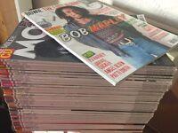 MOJO, 36 Magazines, job lot