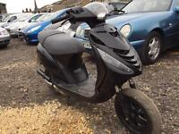 Piaggio zip 50/70 65 full logbook loads of mot etc fast scooter