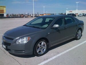 2008 CHEVROLET MALIBU LT 4 CYLINDER,SUNROOF,IMMACULATE CONDITION