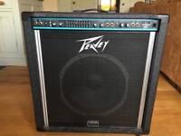 Peavey 160 watt Bass Amplifier Amp