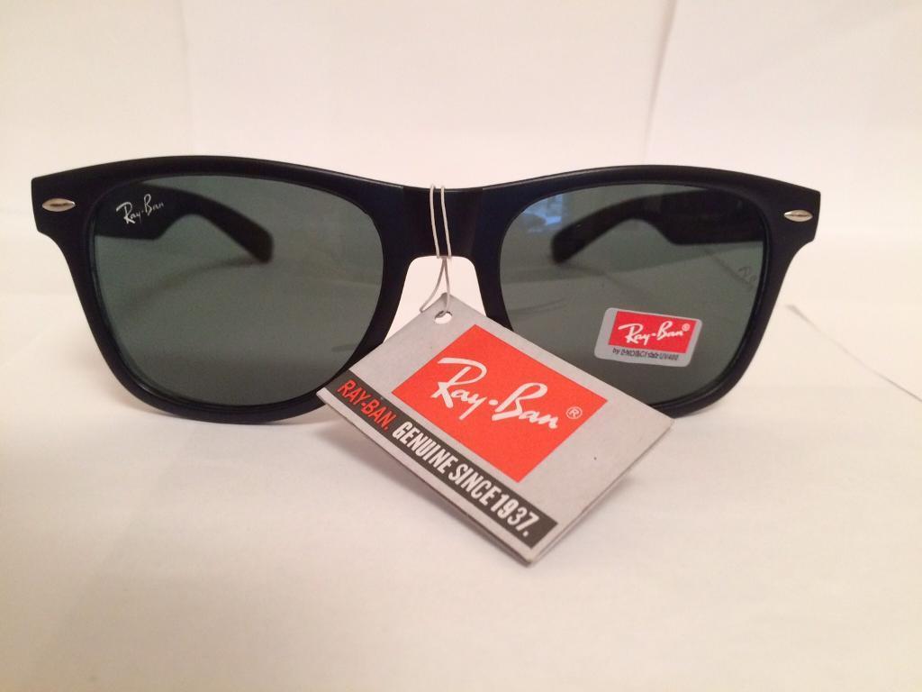 Ray Ban Wayfarer Sunglasses RB2140 (matte black)