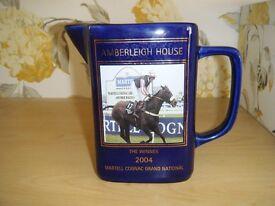 MARTELL GRAND NATIONAL WINNER 2004 AMBERLEIGH HOUSE JUG