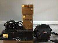 Nikon D3300 mint condition