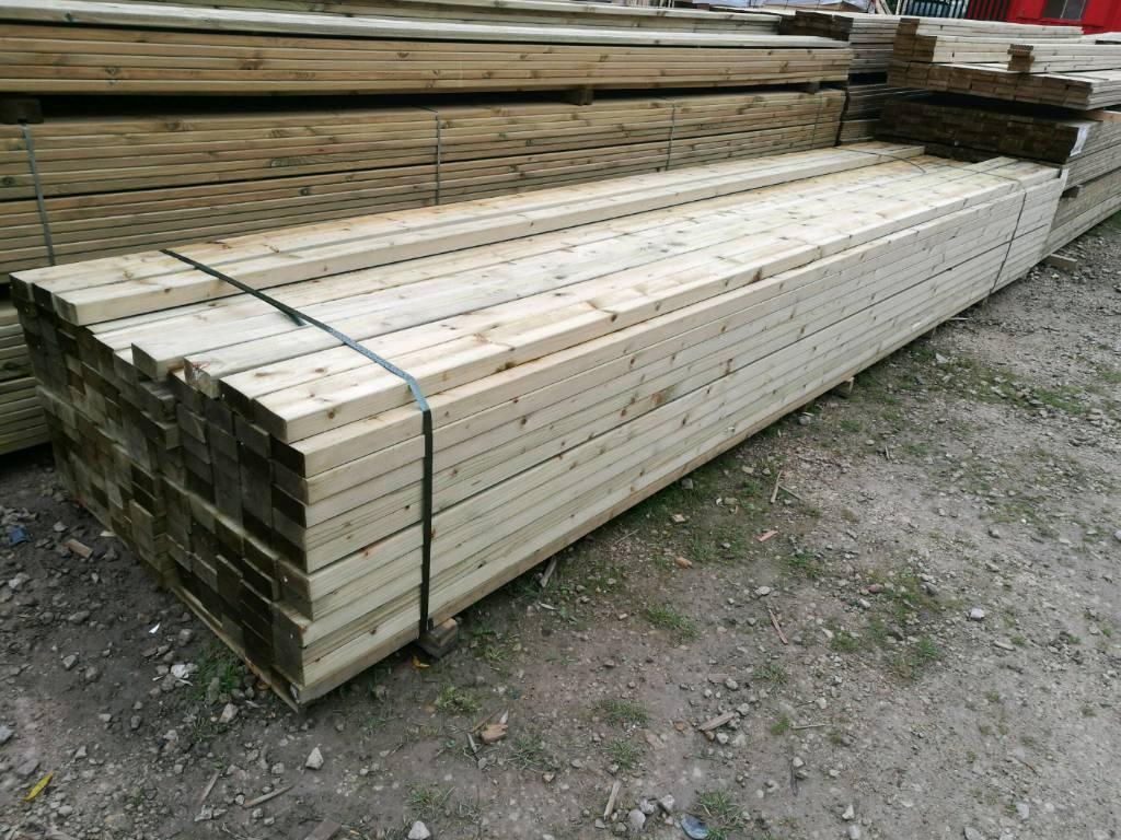 4x2 Tanalised (45mm x 95mm)