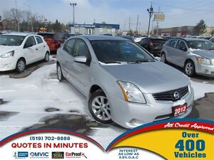 2012 Nissan Sentra S   BLUETOOTH   CLEAN   MUST SEE