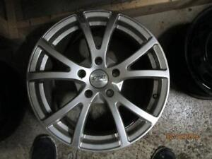 SET OF 4 USED ALLOY RIMS 18 INCH 5-120 BOLT PATTERN SPORT EDITION RIMS