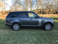 Land Rover Range Rover TDV6 VOGUE (grey) 2014-03-03