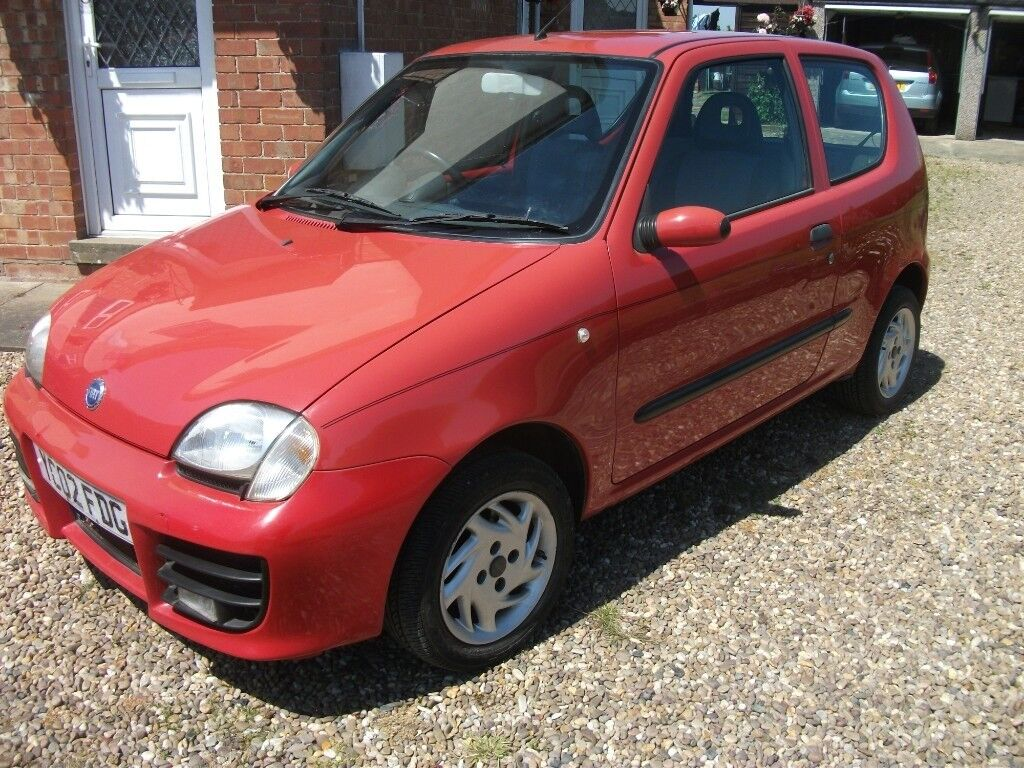 FIAT CINQUECENTO SPORTING, FULL MOT, EXCELLENT CONDITION, EXCELLENT RUNNING  ORDER | in Boston, Lincolnshire | Gumtree