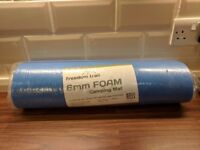 BRAND NEW 6mm foam camping mat