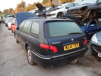 2000 PEUGEOT 406 EXECUTIVE HDI (MANUAL DIESEL)(FOR PARTS ONLY)