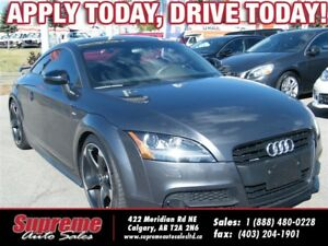 2013 Audi TT 2.0T S LINE COMPETITION w/NAVIGATION