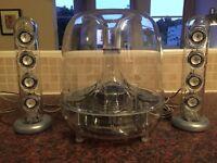 For Sale - Harman Kardon Soundsticks II - 2.1 Speaker System - £45