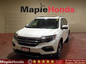 2016 Honda Pilot Touring |Navigation, Leather, Sunroof, DVD Play
