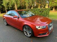 2013 Audi A4 Tdi se,,, new model