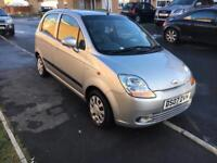 """2007 new shape Chevrolet matiz"""" only 57,000 miles"""" cheapest in the country"""""""