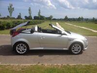 Vauxhall Tigra convertible