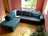 L shaped sofa for free