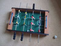 Marks and Spencer table top football
