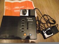 Tembray Video Game system from the 70's. Almost an antique