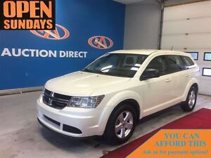 2014 Dodge Journey ONLY 46742KM! ALLOYS! FINANCE NOW!