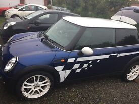 Mini Cooper Hatchback OPEN TO OFFERS