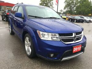 2012 Dodge Journey R/T London Ontario image 4
