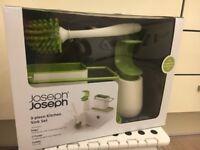 Joseph Joseph 3-piece Kitchen Sink Set - Brand new
