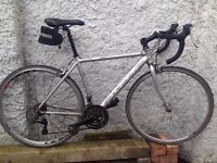 8 speed Gitane aluminium racing bike £50