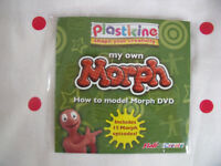 ** NEW ** Plasticine How to model Morph DVD including 15 Morph episodes. Happy to post.