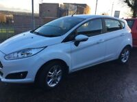 One owner from new - 2015 Ford Fiesta 5 door, excellent condition.