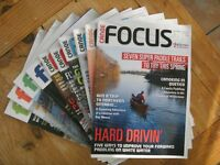 Canoe Focus back issues