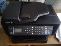 Epson printer, scanner & photocopier