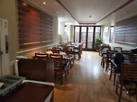 Used restaurant/cafe furniture available. Tables, chairs, glasses, cutlery and many more items