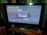 FLAT SCREEN TV, 44 inch- SKY SPDP3205