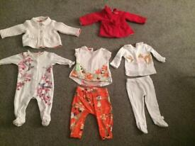 Ted Baker bundle (6-9 months) Girls